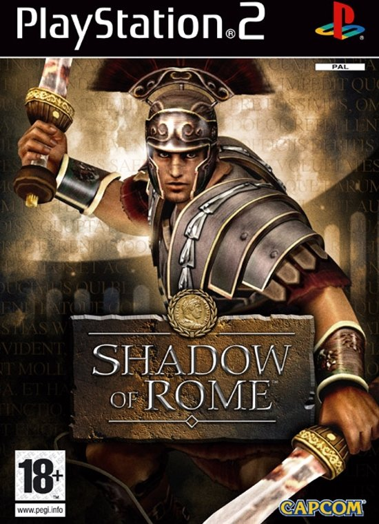 Shadow of Rome (PS2)