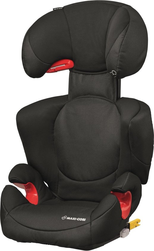maxi cosi rodixp fix isofix autostoel night black. Black Bedroom Furniture Sets. Home Design Ideas
