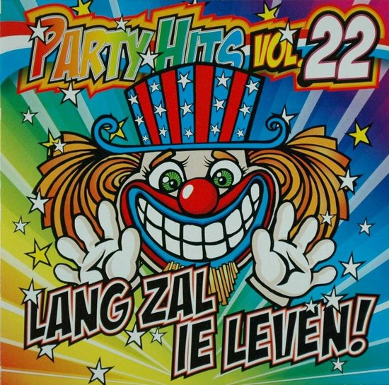 Party Hits 22: Lang Zal ie Leven