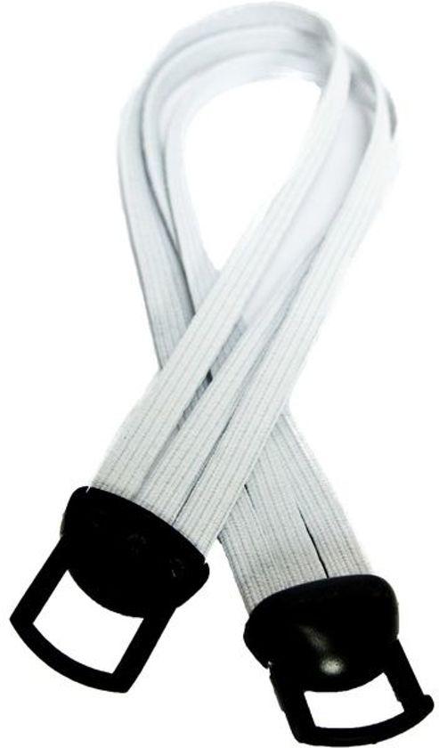 Gazelle snelbinder power 28 inch wit - wit - wit