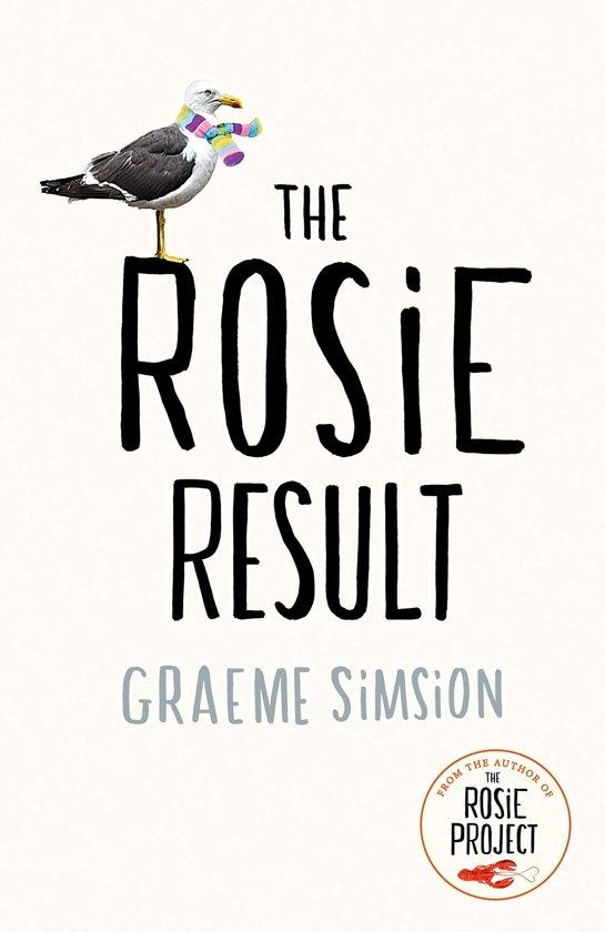 Boek cover The Rosie Result van Graeme Simsion (Paperback)