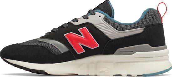 New Balance 997 Sneakers Heren Black Maat 41.5