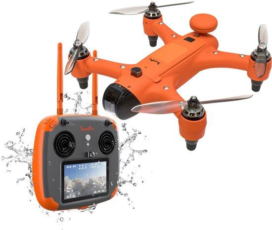 SwellPro Spry+ - waterdichte drone - 4K camera