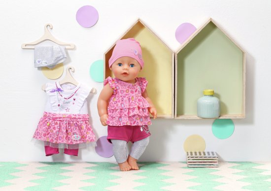 BABY born Fashion Collection - Poppenkleertjes