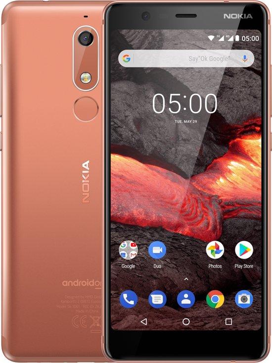 Nokia 5.1 - 16GB -  Dual Sim - Koper