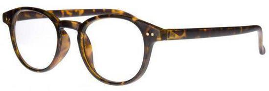 fc759f45eb994d Icon Eyewear TCD003 Boston Leesbril +1.00 - Tortoise