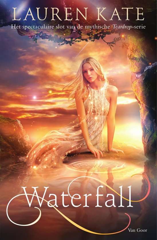 Waterfall (Teardrop #2) – Lauren Kate