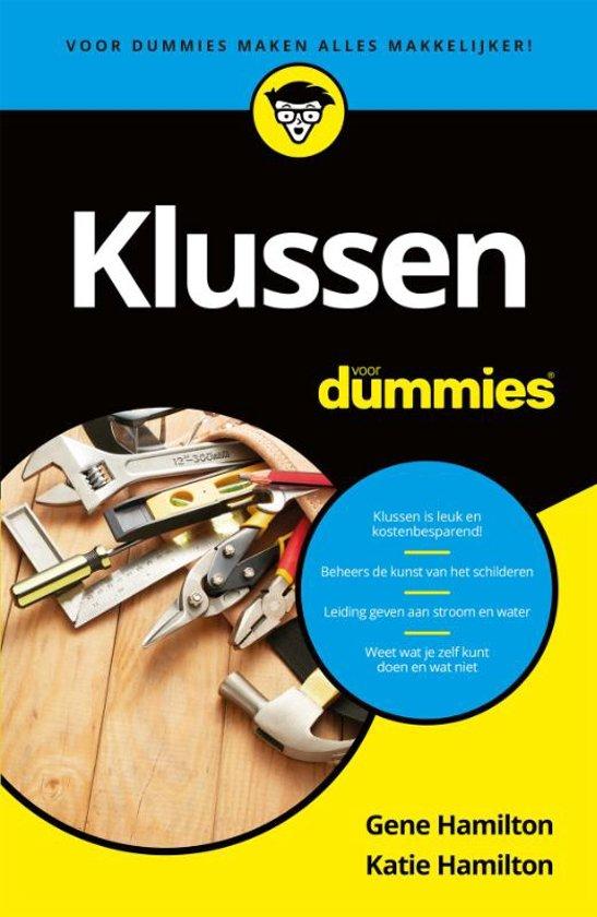 Klussen voor Dummies pocketeditie