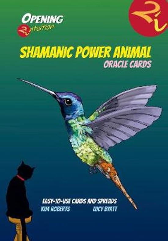 Afbeelding van het spel Shamanic Power Animal Oracle Cards