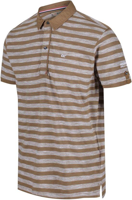 Regatta-Macaulay-Outdoorshirt-Mannen-MAAT XL-Wit