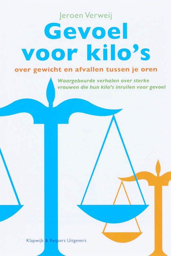 Gevoel voor kilo's - J. Verweij pdf epub