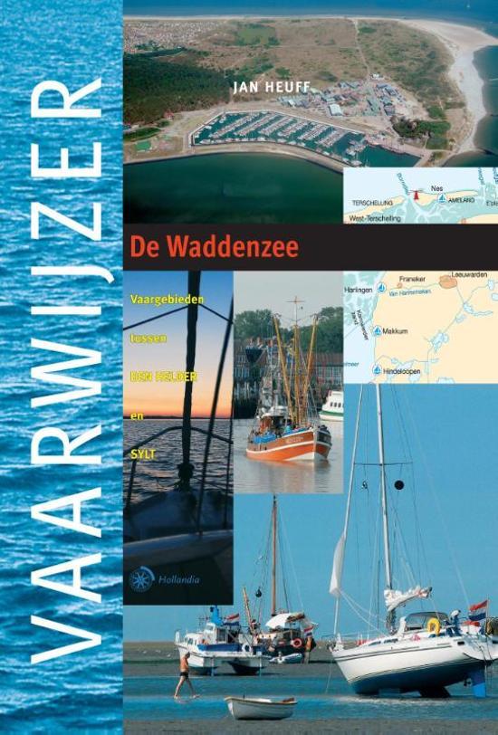 Vaarwijzer - De Waddenzee