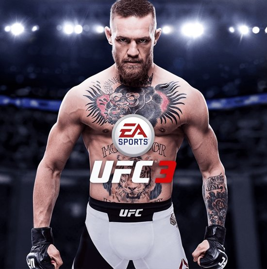 Sony UFC 3, PlayStation 4 video-game Basis
