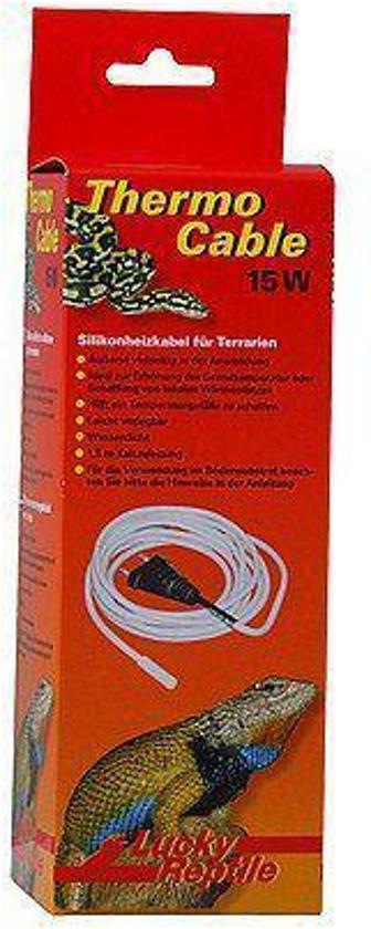 Lucky Reptile Thermo Cable - 25W - 4.8m