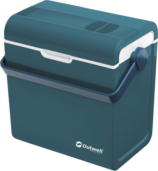 Outwell ECOcool Lite Koelbox - 24L - 12V/230V - Light Petrol