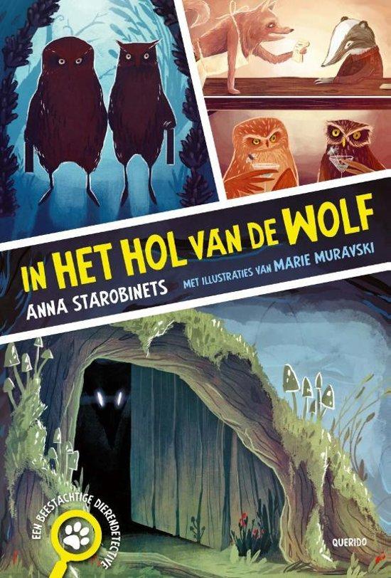 In het hol van de wolf