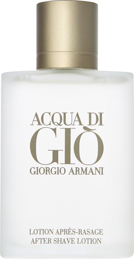 Armani Acqua di Gio for Men Aftershave Lotion - 100 ml