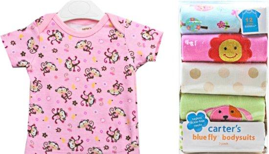 Baby - Geschenkset - Meisjes shirt