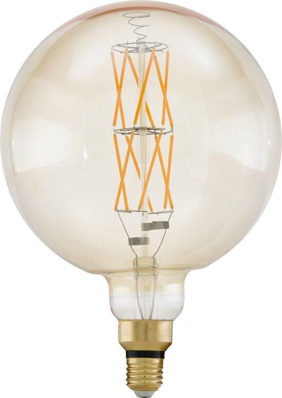Zeer bol.com | EGLO XXL BULB - LED lamp - E27 - Dimbaar warm wit licht TF41