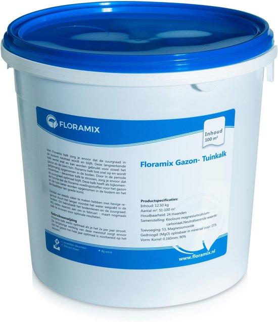 Floramix Kalk  - TUIN en GAZON - voor 100m²