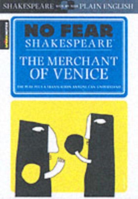 The Merchant of Venice (No Fear Shakespeare) - William Shakespeare