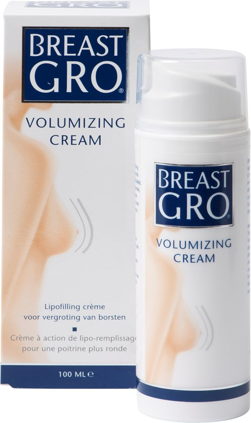 Breastgro Volumizing Cream Bodycrème - 100 ml