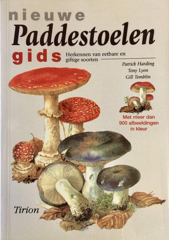 Bolcom Nieuwe Paddestoelengids Patrick Harding 9789052102733