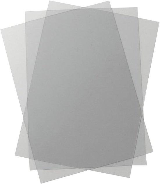 Voorbladen A4 240 Micron PVC GBC HiClear Pak a 100 Stuks