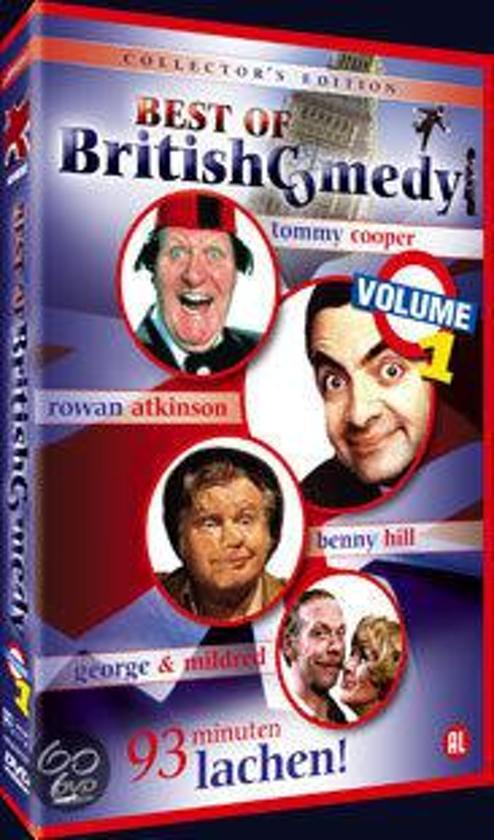 Best Of Britsh Comedy 1