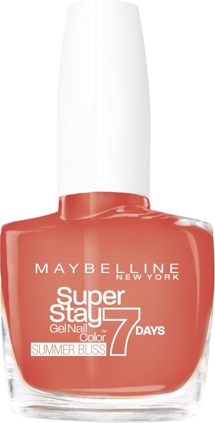 Maybelline Superstay 7 Days Red Hot Getaway 872