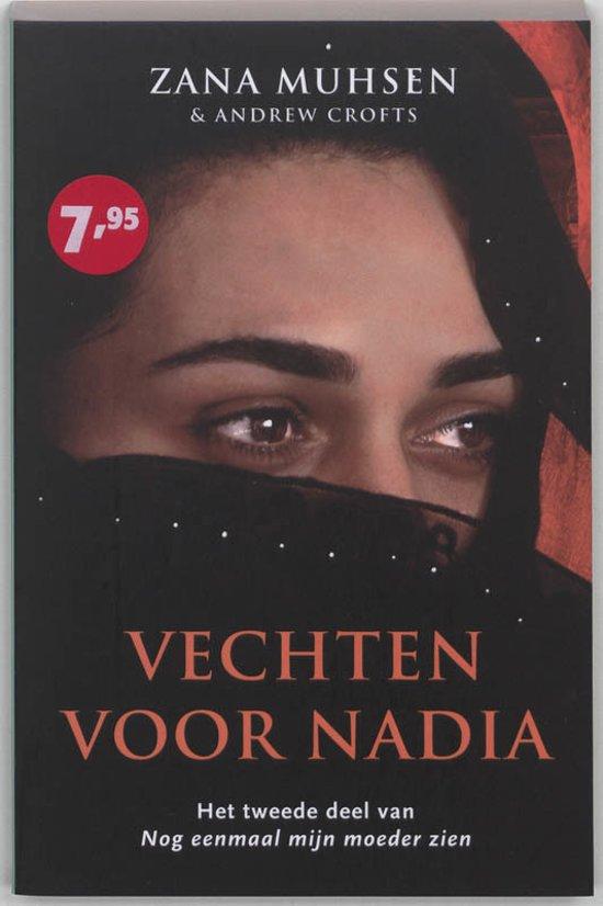 Vechten Voor Nadia - Voorkant