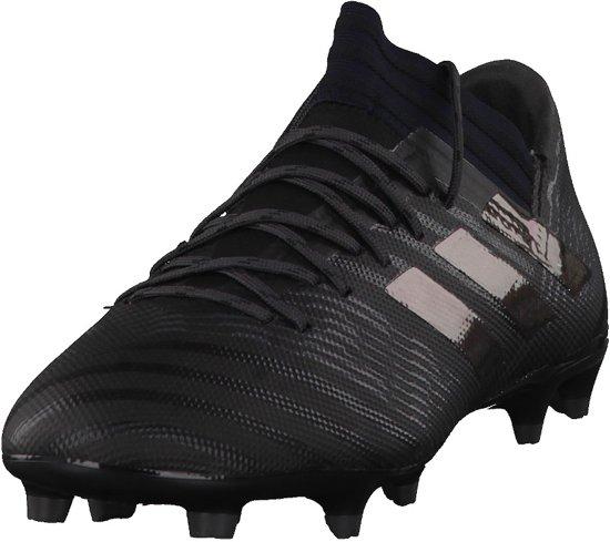 Adidas - Nemeziz 17,3 Soccer Fg - Unisexe - Le Football - Noir - 44 2/3