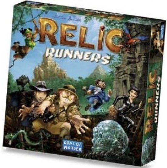 Relic Runners - Bordspel