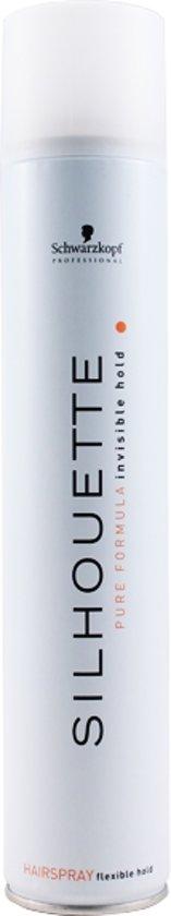 Schwarzkopf Silhouette Flexible Hold Hairspray - 500 ml - Haarlak