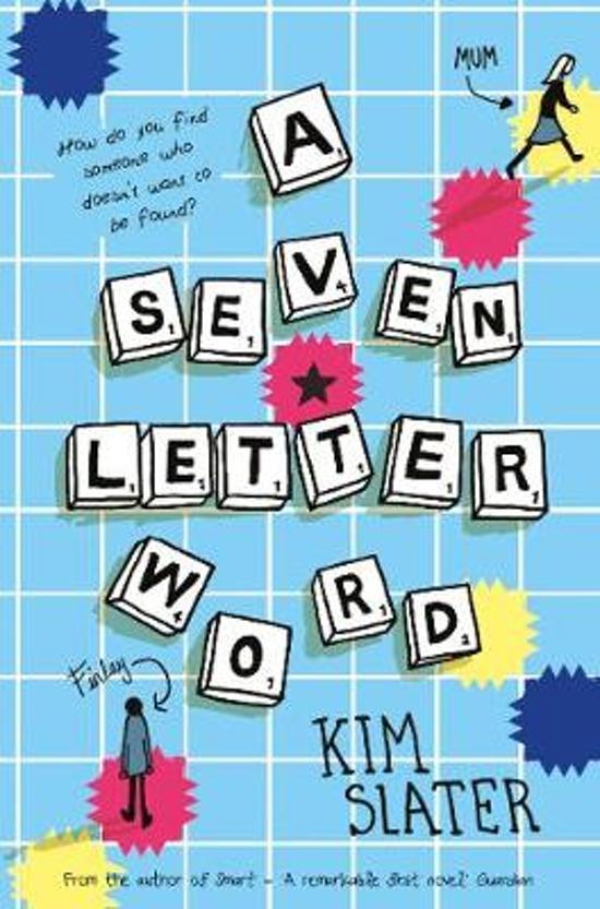 Bol A Seven Letter Word Kim Slater 9781509801138 Boeken