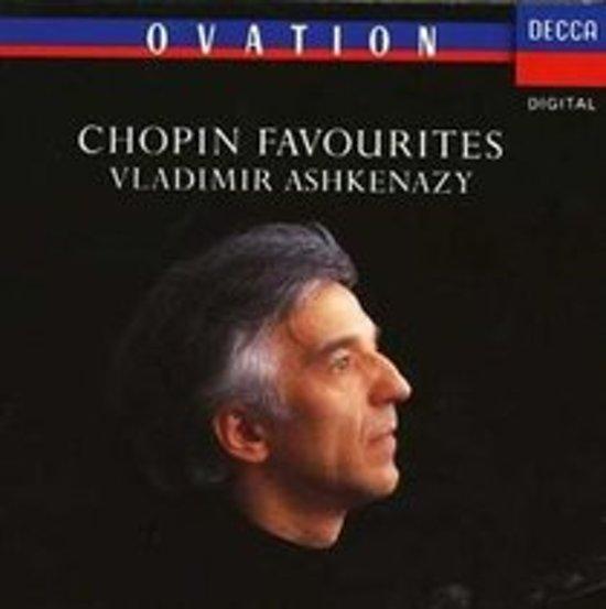 Chopin Favorites / Vladimir Ashkenazy