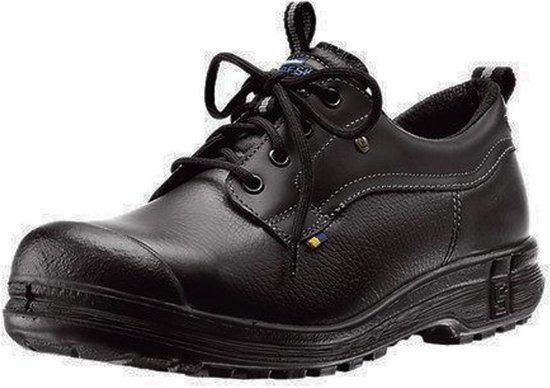 Werkschoen S3 laag zwart Arbesko 40