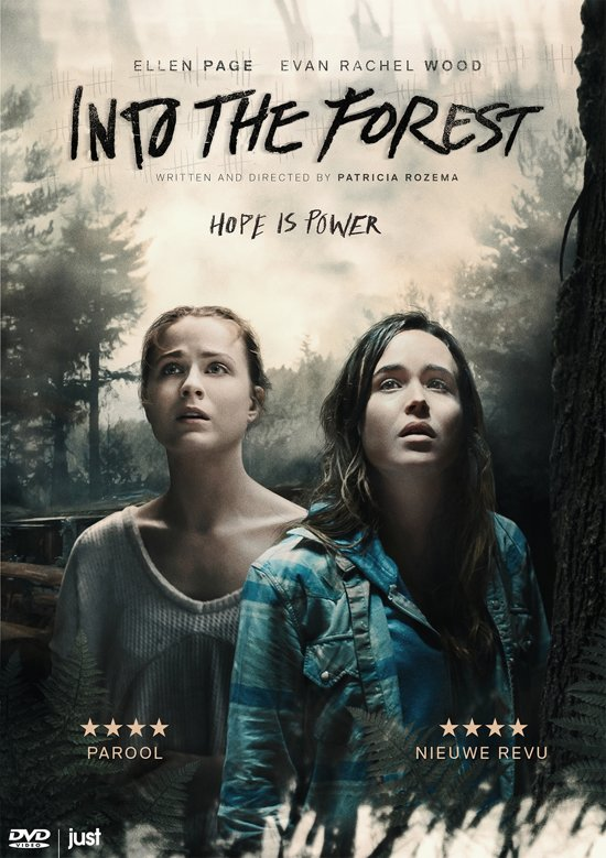 DVD cover van Into The Forest