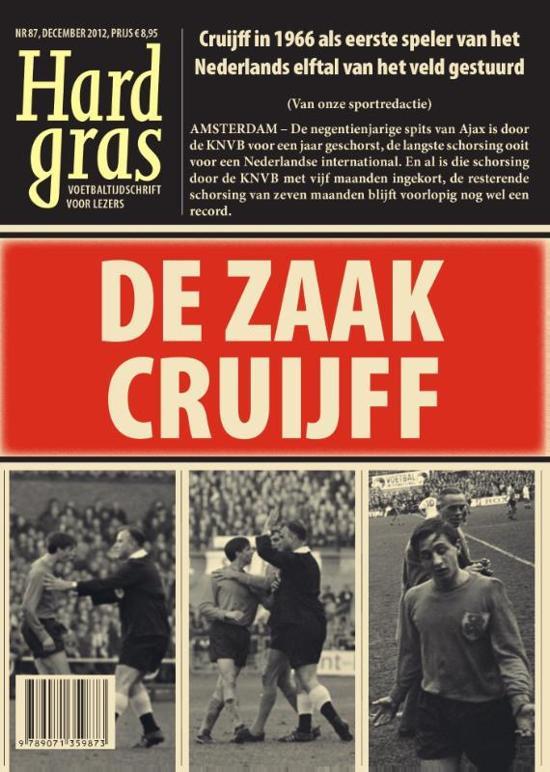 Cover van het boek 'Hard Gras 87'