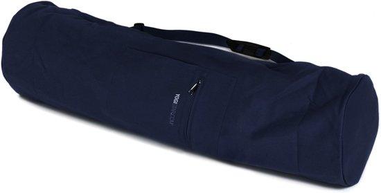 Yogatas yogibag extra big - katoen - 75 cm dark blue Sporttas YOGISTAR