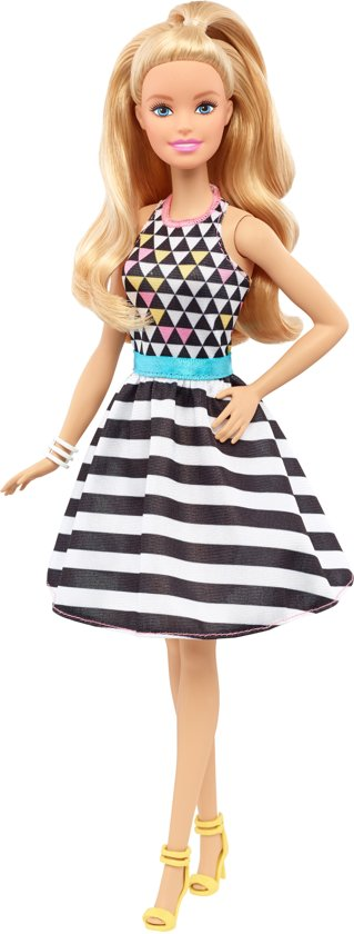 Barbie Fashionistas Power Print - Barbiepop