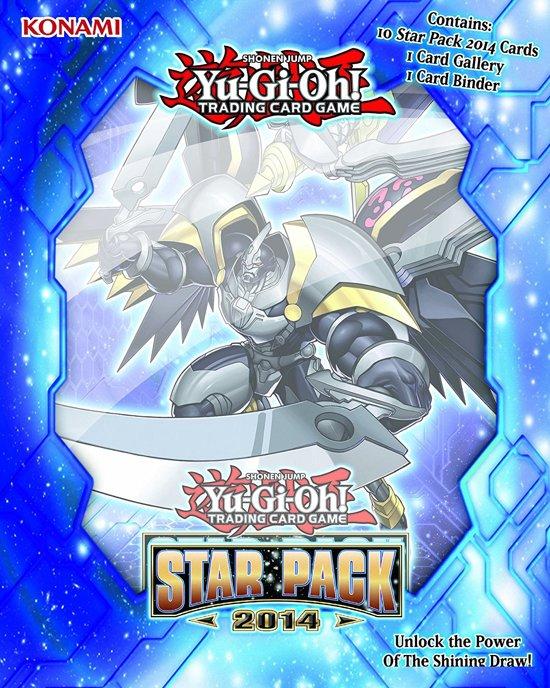 Afbeelding van het spel Yu-Gi-Oh! Star Pack 2014 Beginners Kit
