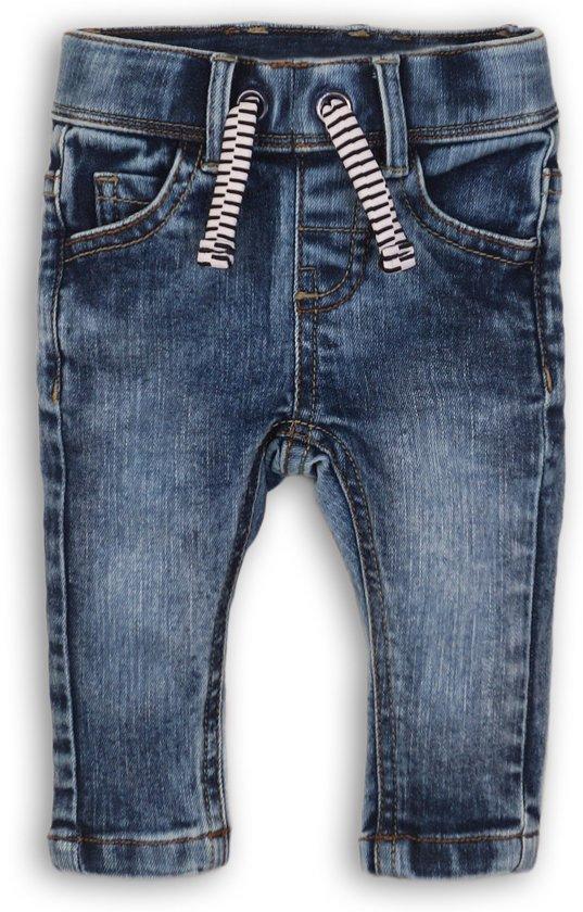 Dirkje Jongens Jeans - Blue denim - Maat 74