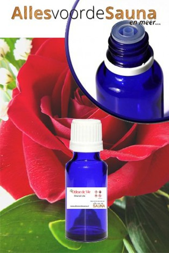 Rozen parfum-olie
