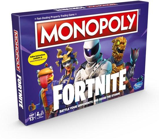 Monopoly Fortnite Editie