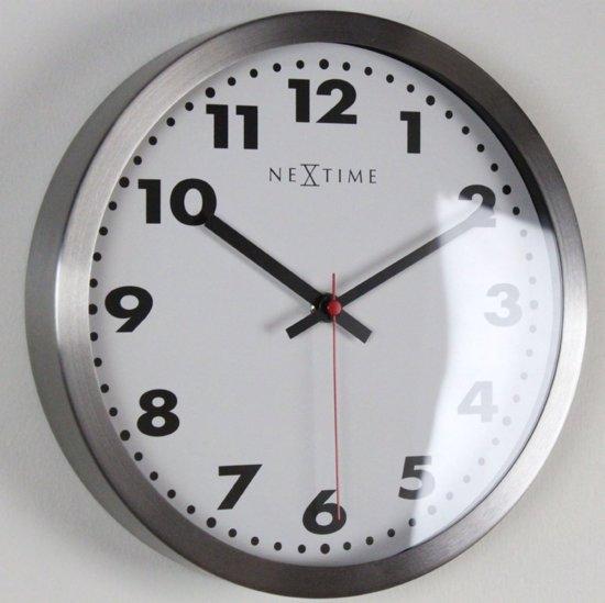 NeXtime Stationsklok Cijfers à 26 cm
