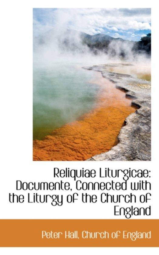 Reliquiae Liturgicae