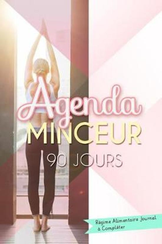 Agenda Minceur 90 Jours. R gime Alimentaire Journal Compl ter