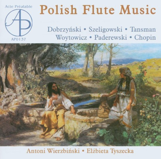 Polish Flute Music (Pieces By Dobrz