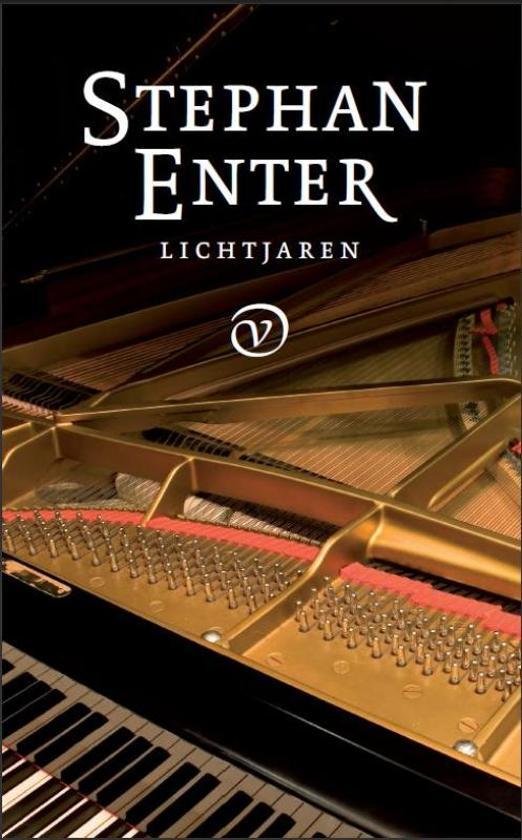 Boek cover Lichtjaren van Stephan Enter (Paperback)